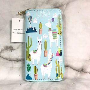 💥 NWT Llama wallet